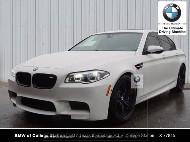 Certified Pre-Owned 2016 BMW M5 Base